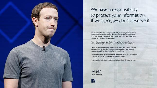 ZUCKERBERG HITS USERS WITH THE HARD TRUTH: YOU AGREED TO THIS