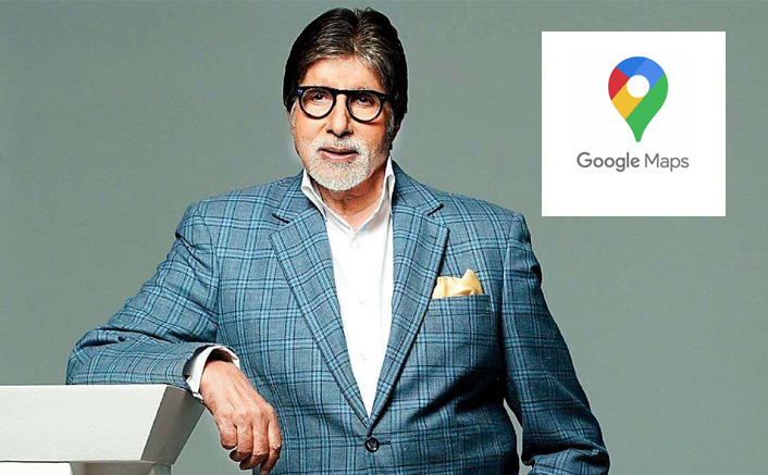 Google Maps approaches Bollywood star Amitabh Bachchan for voice navigation